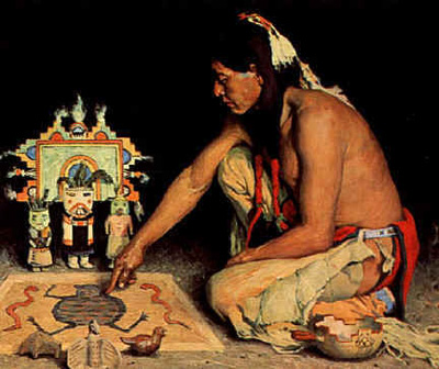 La voyance n'a rien d'exceptionnel dans les sociétés traditionnelles