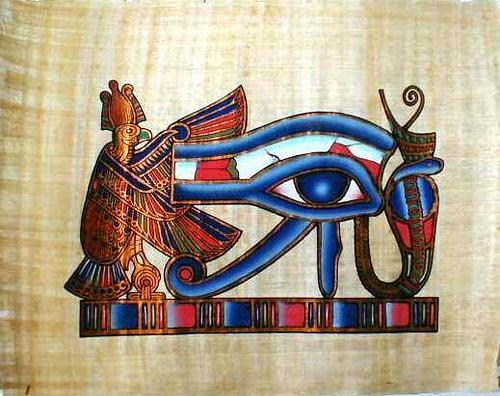 Le troisième œil était déjà connu dans l'Egypte antique