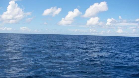 Contempler l'océan peut vous mettre dans un état mental favorable