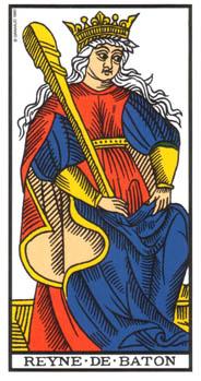 La reine de Bâton