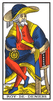 Le roi de Deniers