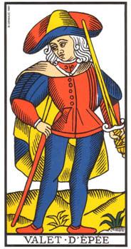 Le valet d'Epée