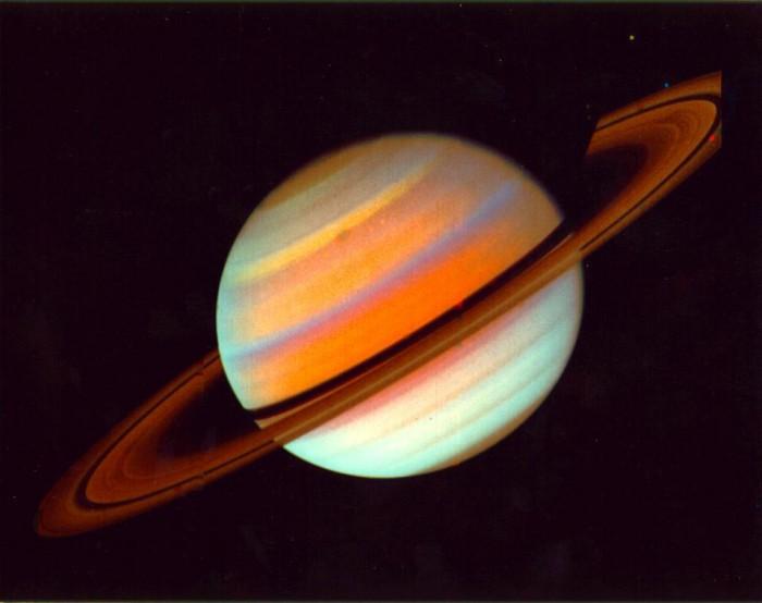 Saturne, planète de l'intériorité