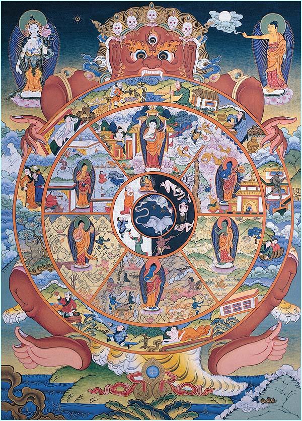L'astrologie karmique se base sur le concept de réincarnation