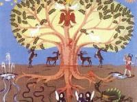 Les neuf mondes et les racines mythologiques des Runes