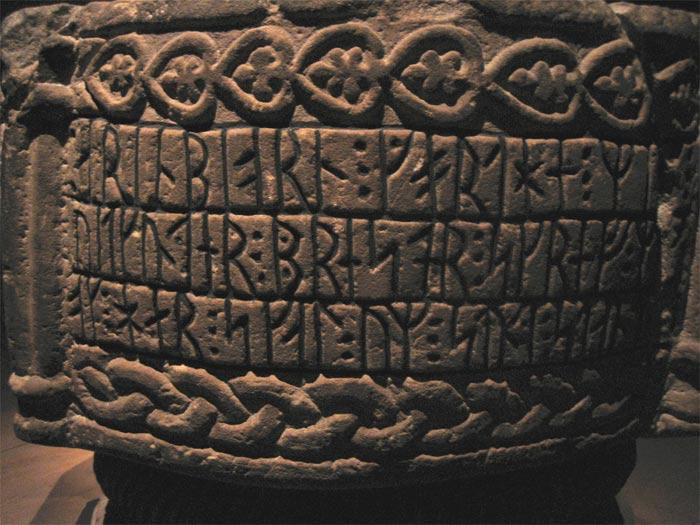 N'oublions pas l'enseignement des Runes