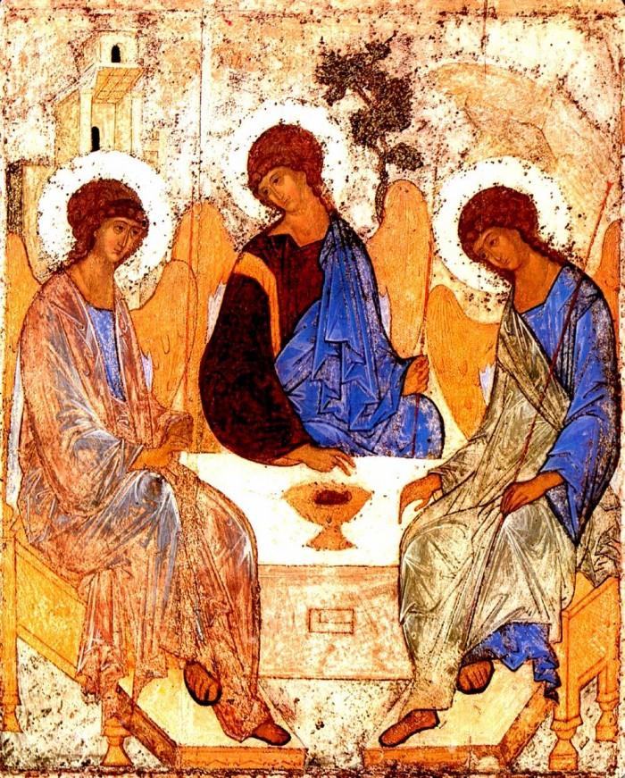 La doctrine chrétienne de la Sainte-Trinité