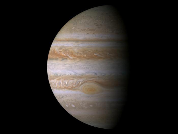 La planète Jupiter, la planète des meneurs fiers et ambitieux