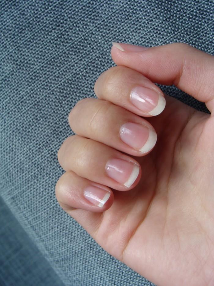 Les ongles, la terminaison des doigts