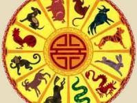 Tableau chronologique des signes chinois et des éléments