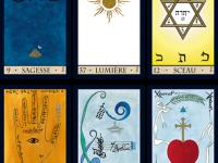 Carte Oracle De La Triade.Oracle De La Triade Tarot Divinatoire
