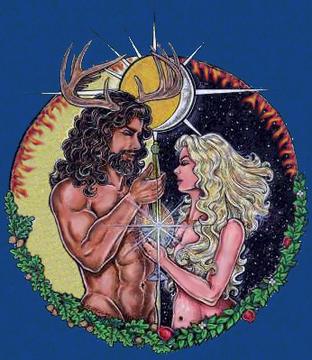La wicca s'appuie sur le Cornu et la déesse mère