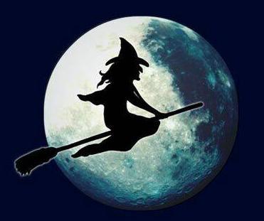 Dans l'imagerie populaire la sorcière est malfaisante