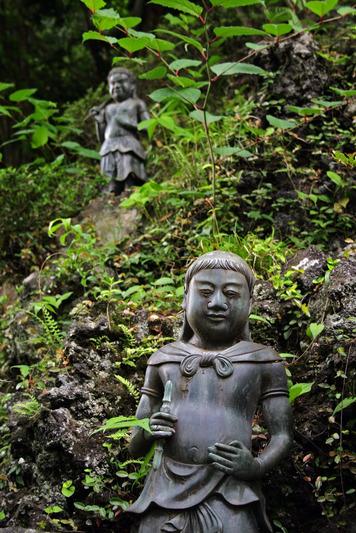 Les Kamis sont des divinités qui habitent tous les êtres de la nature