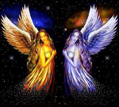 Vous pouvez invoquer votre ange gardien ou tout ange qui vous convient