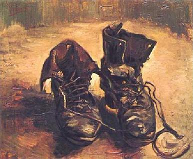Plus vos souliers seront vieux, mieux le charme opérera
