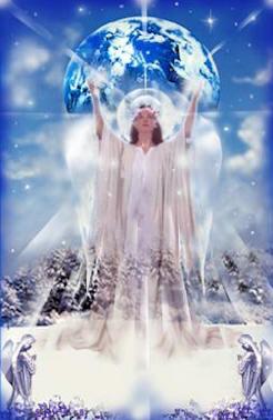 L'Ange gardien Iah-hel veut dire « Dieu suprême »
