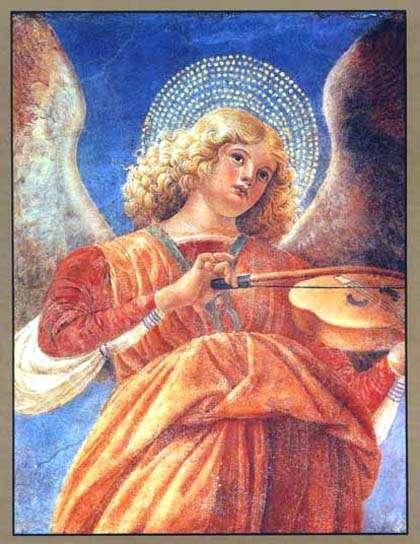 L'Ange gardien Veuliah veut dire « Dieu qui domine »