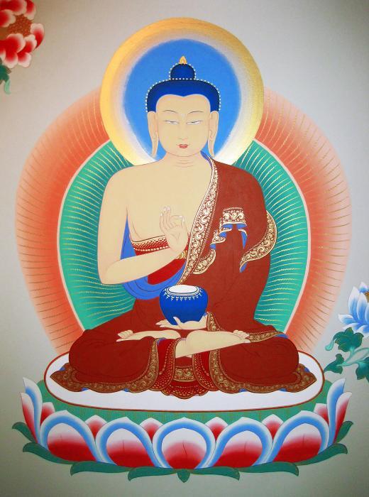 Le Bouddha Kashyapa est à l'origine de la tradition du peuple cachemirien