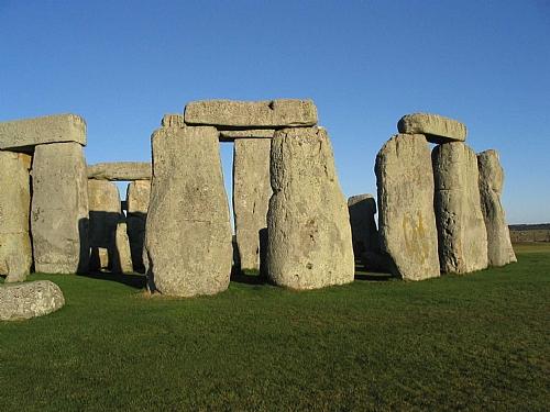 Les mégalithes existaient avant l'arrivée des Celtes