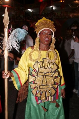 L'habit, le bâton, tout est symboles dans le vaudou