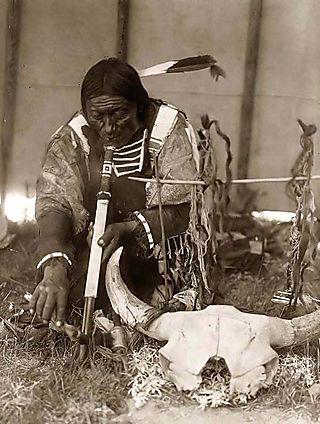 Le tabac est la première plante qui a été donnée aux chamanes amérindiens