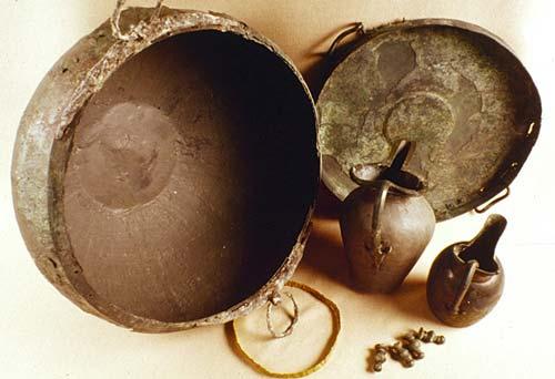 Le chaudron celte est le mystère de la magie celte