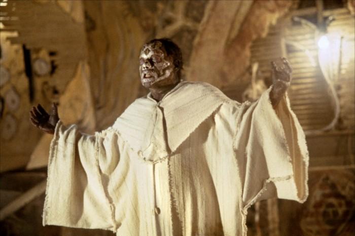 La Magie noire peut avoir des conséquence néfaste pour le prêtre