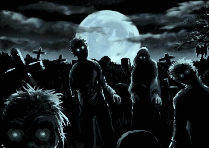 Les zombies sont réveillés par le Bokor