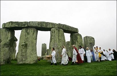 Le néo-druidisme est peut-être coupé de ses véritables racines