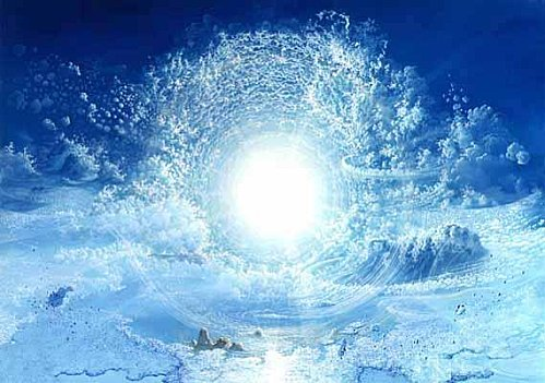 L'élévation de l'Esprit vers les plus hautes sphères est sa seule tâche