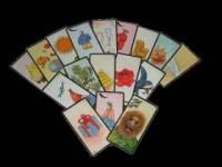 e43e6ccaa475d6 C est la seconde carte du jeu pouvant être lue dans les deux sens. Mais  dans ce cas, c est une carte négative quelque soit le sens.